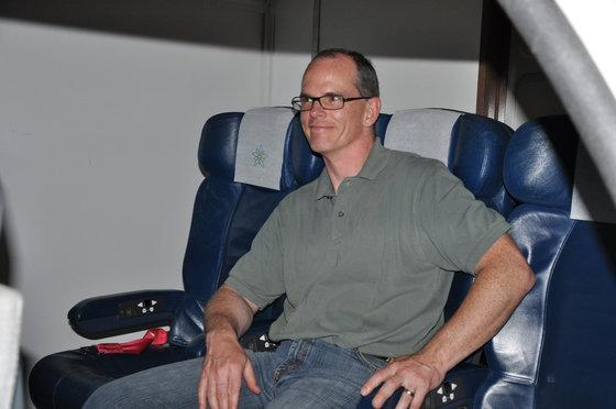 Flug Simulator Geschenk - im Cockpit einer Boeing 737 4 [article_picture_small]