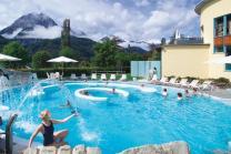 Kurzurlaub in Graubünden - inkl. Übernachtung und Wellnesseintritt