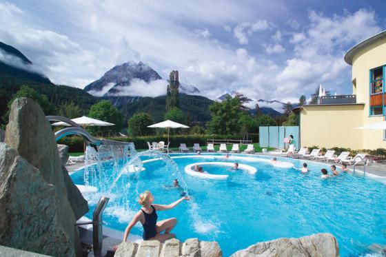 Kurzurlaub in Graubünden - inkl. Übernachtung und Wellnesseintritt  [article_picture_small]