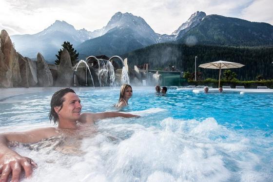 Kurzurlaub in Graubünden - inkl. Übernachtung und Wellnesseintritt 1 [article_picture_small]