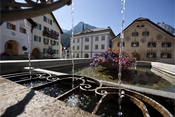 Kurzurlaub in Graubünden - inkl. Übernachtung und Wellnesseintritt 9 [article_picture_small]