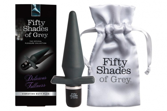 Delicious Fullness	 - Fifty Shade Anal Vibro