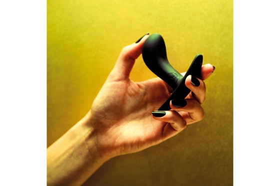 Bootie	 - Anal Toy Black 1