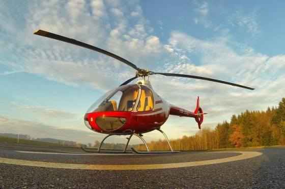 Helikopter selber fliegen - Helikopter selber steuern!  [article_picture_small]