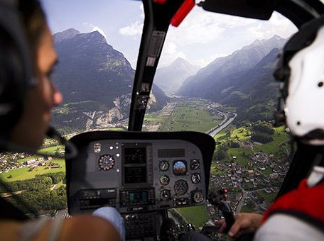 Helikopter selber fliegen - Helikopter selber steuern! 1 [article_picture_small]