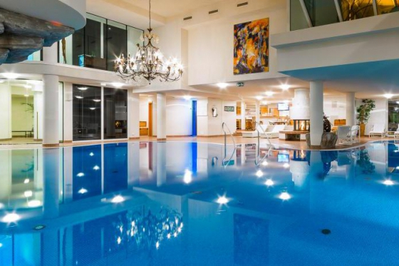 Alpiner Wellness Aufenthalt - Ferienart Resort & Spa Saas-Fee 10 [article_picture_small]