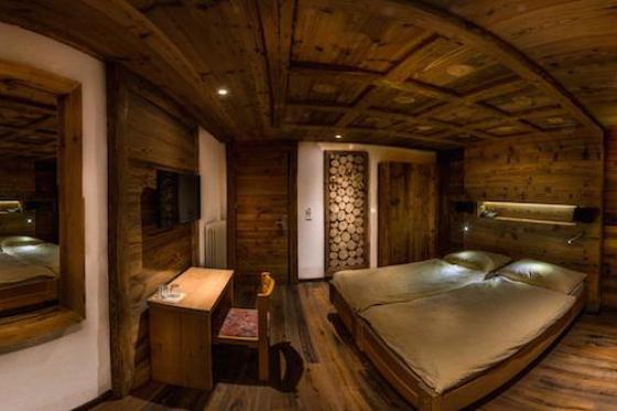 Wellness Aufenthalt für 2 - 2 Übernachtungen im Hotel Le Grand Chalet in Leysin 4 [article_picture_small]