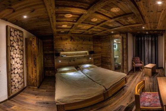 Wellness Aufenthalt für 2 - 2 Übernachtungen im Hotel Le Grand Chalet in Leysin 5 [article_picture_small]