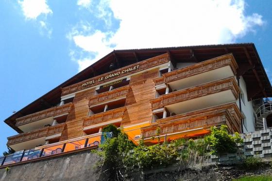 Wellness Aufenthalt für 2 - 2 Übernachtungen im Hotel Le Grand Chalet in Leysin 6 [article_picture_small]