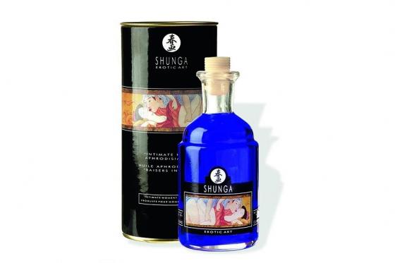 Huile de massage - Shunga huile exotique