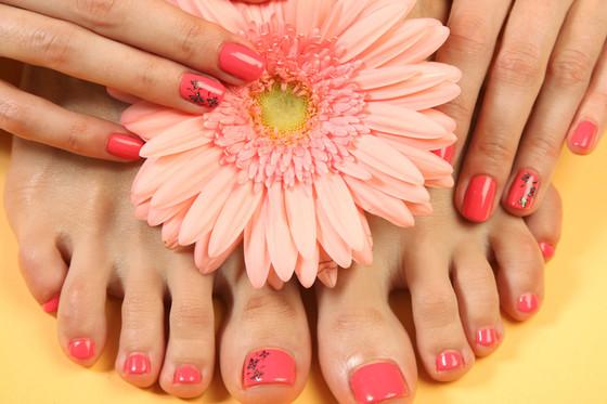 Manicure und Pedicure - mit Lack  [article_picture_small]