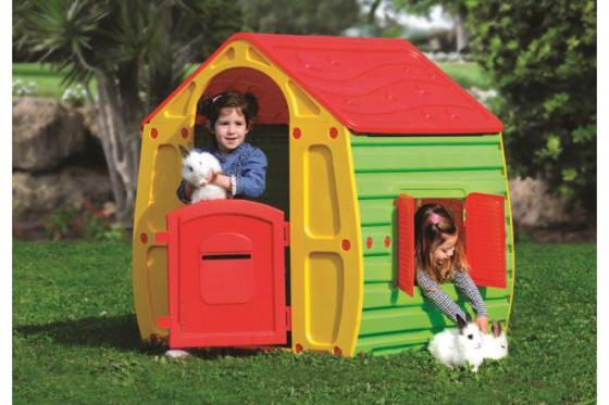 Spielhaus Magical - von happytoys 1