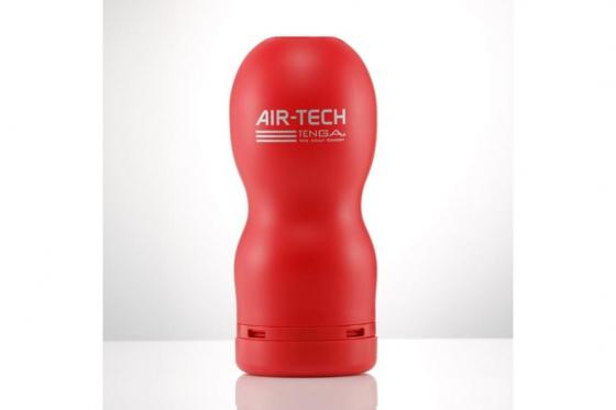 Tenga Vacuum Masturbator - Wiederverwendbar mit Stimulation 1