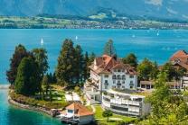 Hotelübernachtung für zwei - SPA Kurzurlaub am Thunersee