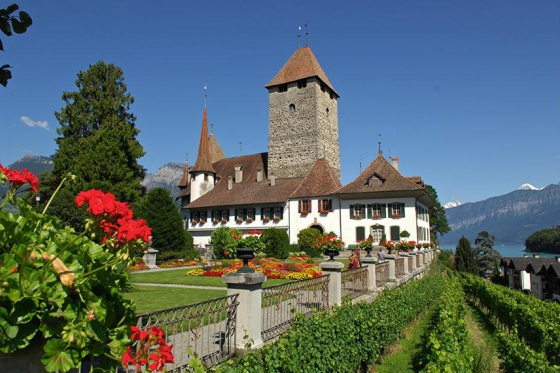 Schloss Besichtigung  - mit Schifffahrt auf dem Thunersee 11 [article_picture_small]