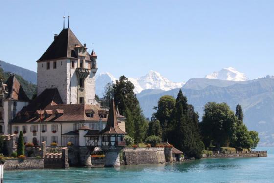 Schloss Besichtigung  - mit Schifffahrt auf dem Thunersee 21 [article_picture_small]