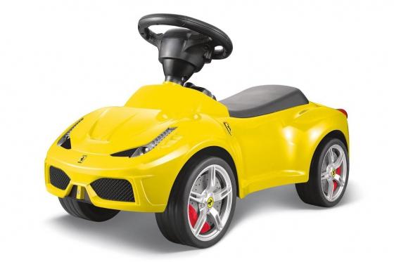 Ferrari 458 - Porteur