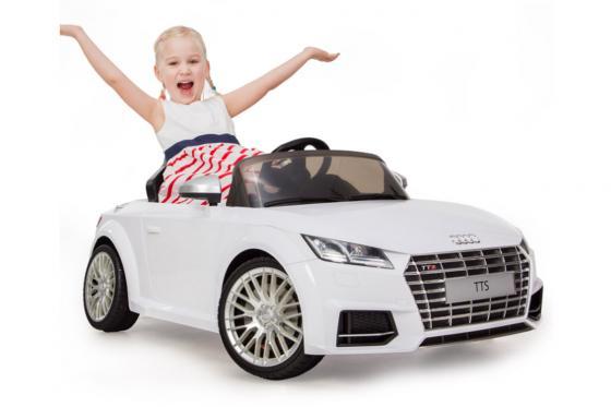 Audi TTS Roadster  - voiture électrique