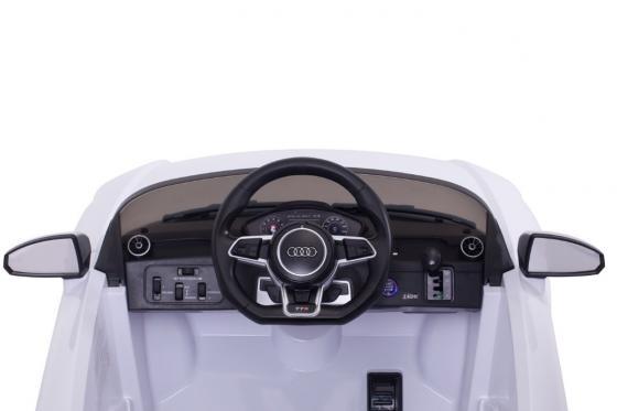 Audi TTS Roadster  - voiture électrique  1