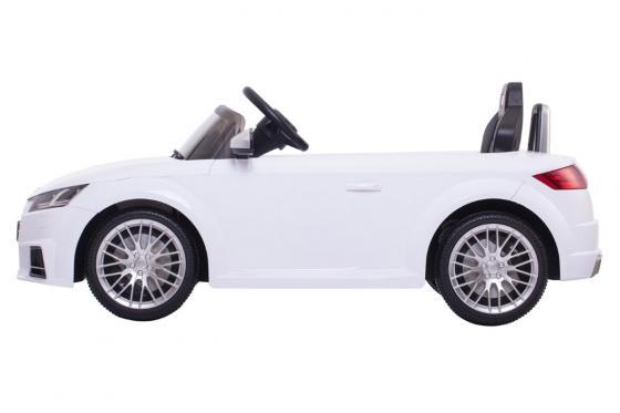 Audi TTS Roadster  - voiture électrique  4