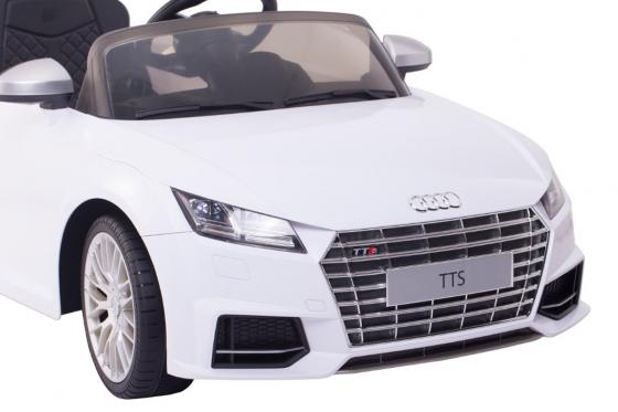 Audi TTS Roadster  - voiture électrique  7