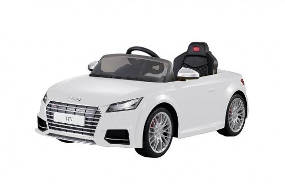 Audi TTS Roadster  - voiture électrique  8