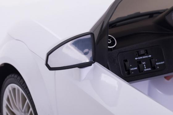 Audi TTS Roadster  - voiture électrique  10