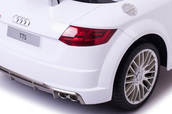 Audi TTS Roadster  - voiture électrique  11