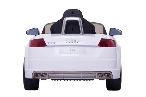 Audi TTS Roadster  - voiture électrique  12