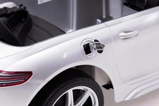 Mercedes-Benz SLS AMG - Elektroauto 1