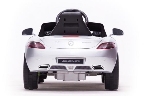 Mercedes-Benz SLS AMG - Elektroauto 2