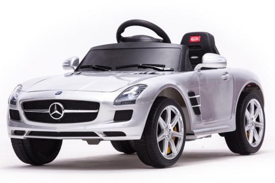 Mercedes-Benz SLS AMG - Elektroauto 4