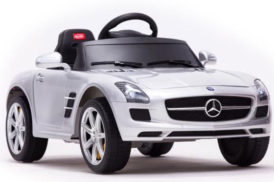 Mercedes-Benz SLS AMG - Elektroauto 5