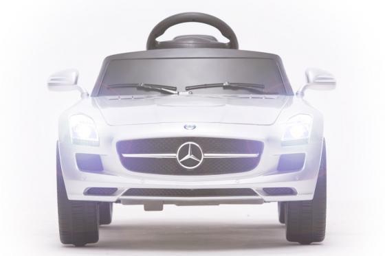 Mercedes-Benz SLS AMG - Elektroauto 6