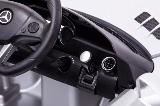 Mercedes-Benz SLS AMG - Elektroauto 8