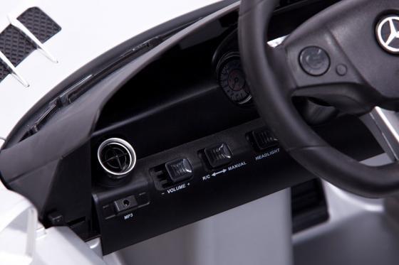 Mercedes-Benz SLS AMG - Elektroauto 9