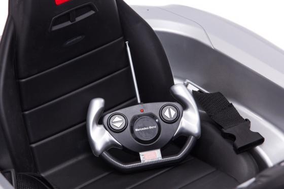 Mercedes-Benz SLS AMG - Elektroauto 10