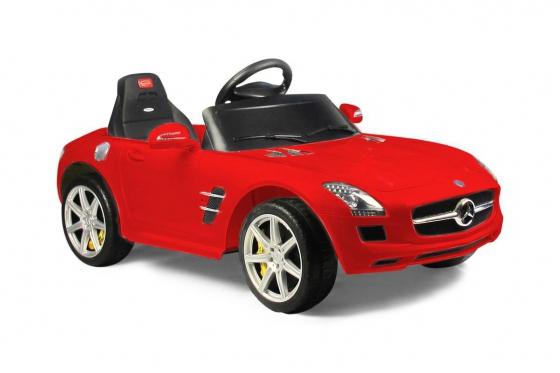 Mercedes-Benz SLS AMG - Elektroauto