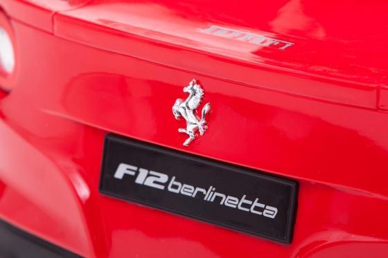 Ferrari F12-12V - voiture électrique 12