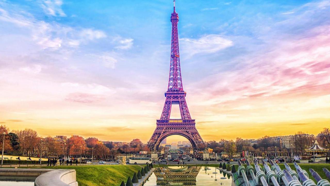 romantik in paris