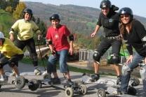 Mountainboard Ausflug - Appenzell