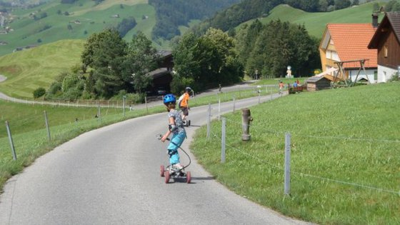 Mountainboard Ausflug - Appenzell 5 [article_picture_small]