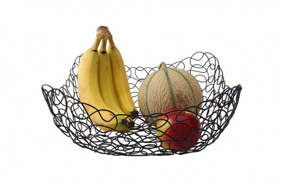 Früchtekorb Design - im 2er Set