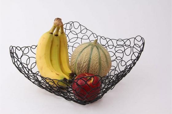 Früchtekorb Design - im 2er Set 3