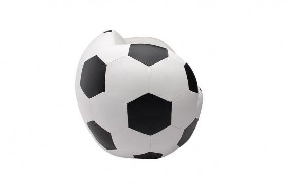 Fauteuil enfant - forme ballon de foot 1