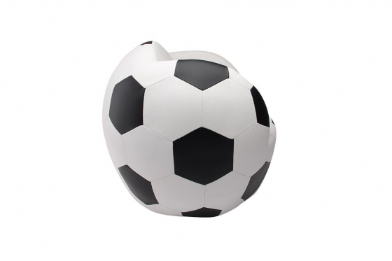 Kindersessel - im Fussballdesign 1