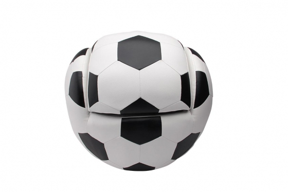 Kindersessel - im Fussballdesign 2