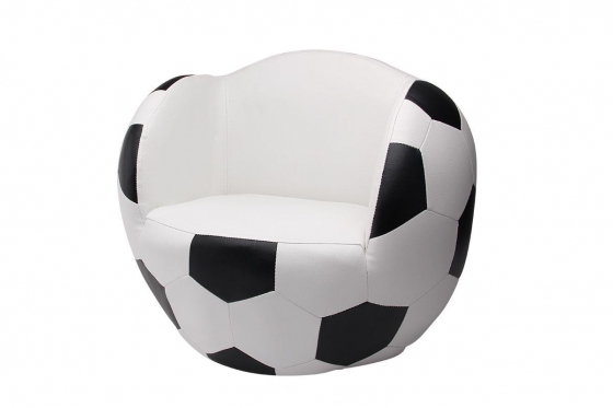 Kindersessel - im Fussballdesign 5