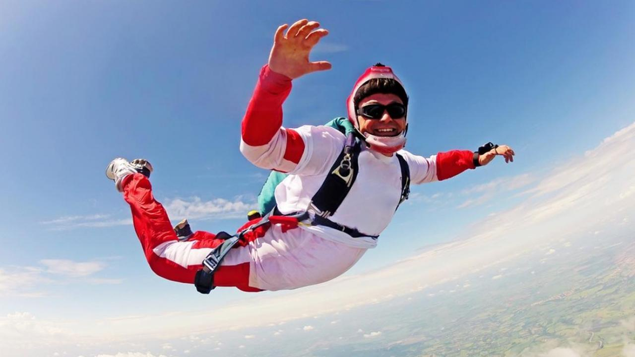 saut en parachute yverdon
