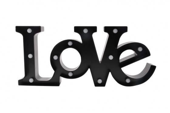 Lettrage LED - Love 1